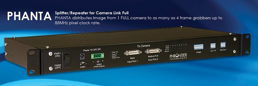 Phrontier Technologies PHANTA Video Multiplexer
